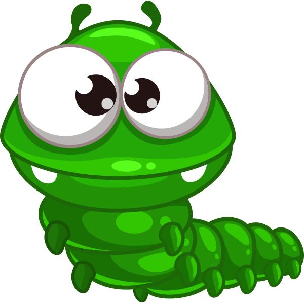 Bugs clipart green bug Bug Smileys Green Bug Green
