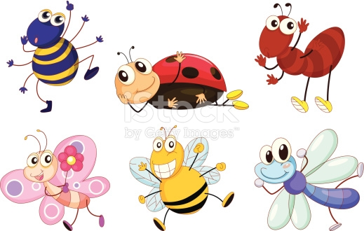 Bugs clipart jungle Jungle Bugs Bugs Clipart Insects