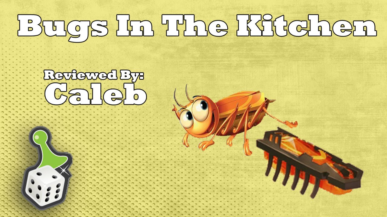 Bugs clipart realistic Game Review: In Kitchen Kitchen