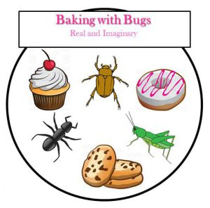 Bugs clipart mealworm Cake Baking Bugs Mealworm Molten