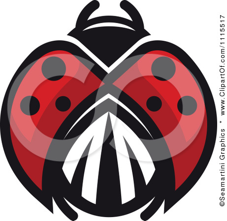 Bugs clipart spotted Graphics Ladybug Illustration Royalty Beetle