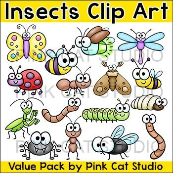 Bugs clipart worm Art Bugs Clip Clip etc