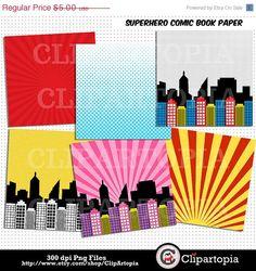 Building clipart comic book Comic 50 Clipart Number Comic