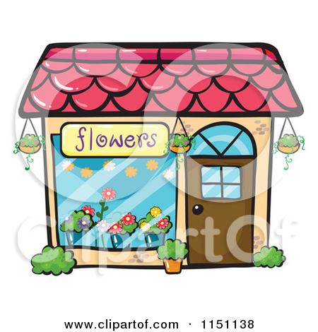 Structure clipart shop Flower Flower Download Clipart Art