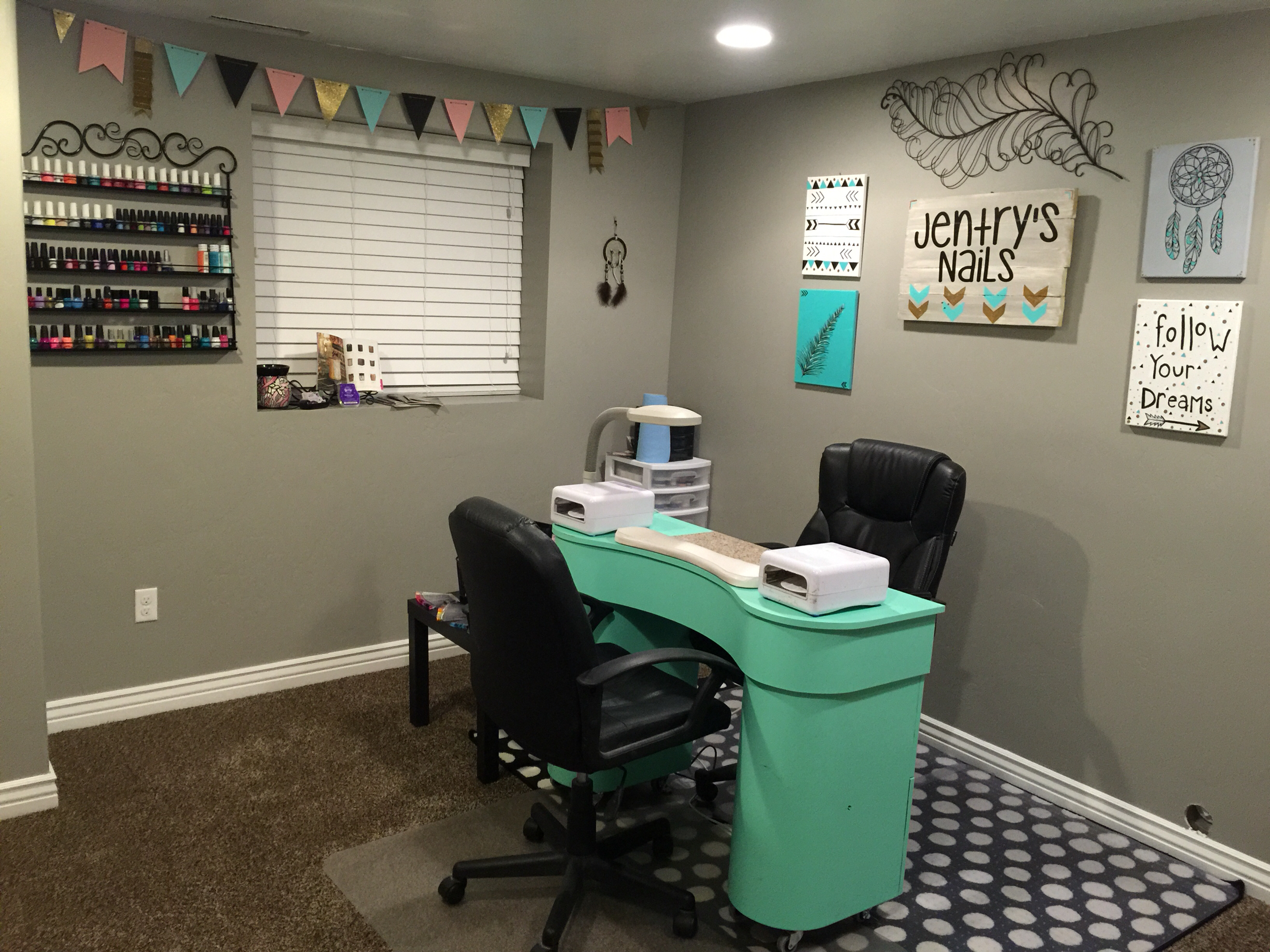 Building clipart nail salon Business on home My 310