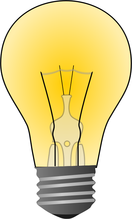 Idea clipart light energy #7