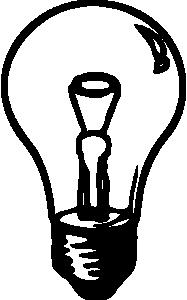 Bulb clipart Download Incandescent Art Light Bulb