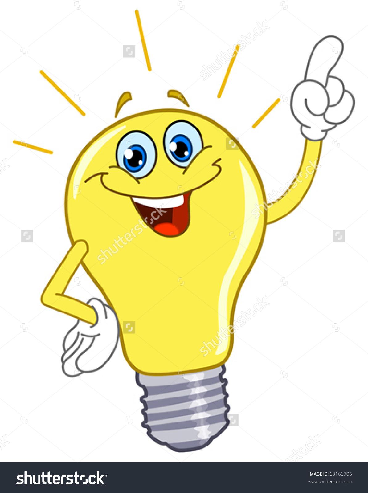 Bulb clipart for kid Bulb light light bulb clipart