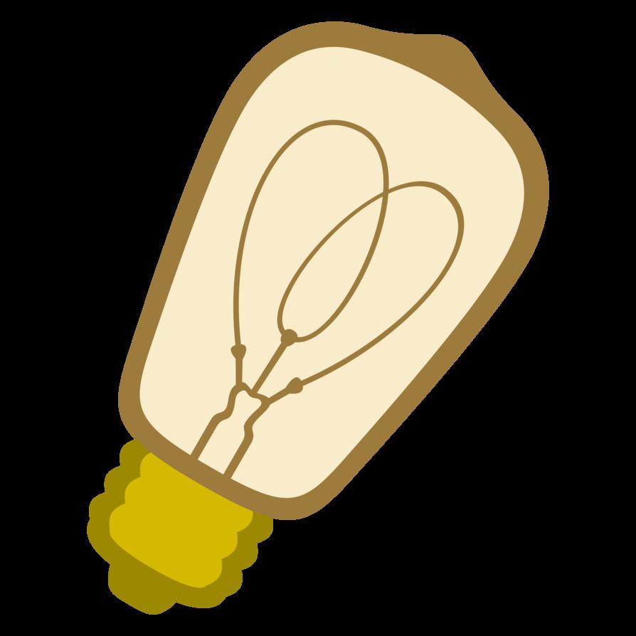 Bulb clipart general knowledge Adamlhumphreys Edison CM Bulb Knowledge