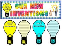 Bulb clipart kid inventor Is Day for these Diary