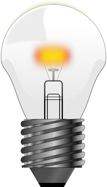 Bulb clipart lumiere Pinterest light on Images this