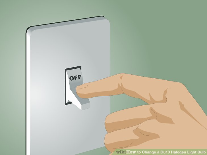 Bulb clipart turn off the light Steps Bulb: Gu10 to titled