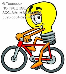 Bulb clipart uses light Character Light Cartoon Bulb of
