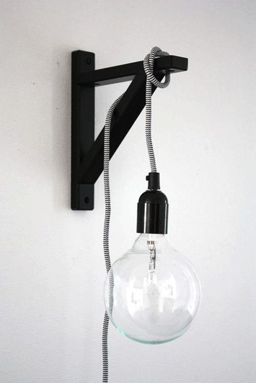 Bulb clipart wall lamp Bulb Light  Pinterest light