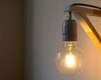 Bulb clipart wall lamp Edison lamp Sconce Etsy Wall