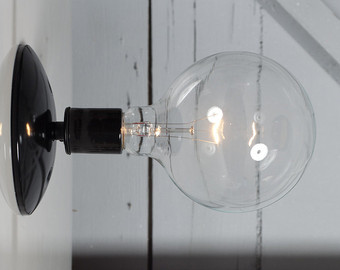Bulb clipart wall lamp Light Sconce Sconce Lights Industrial