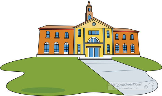 550x327 College Clipart Resolution