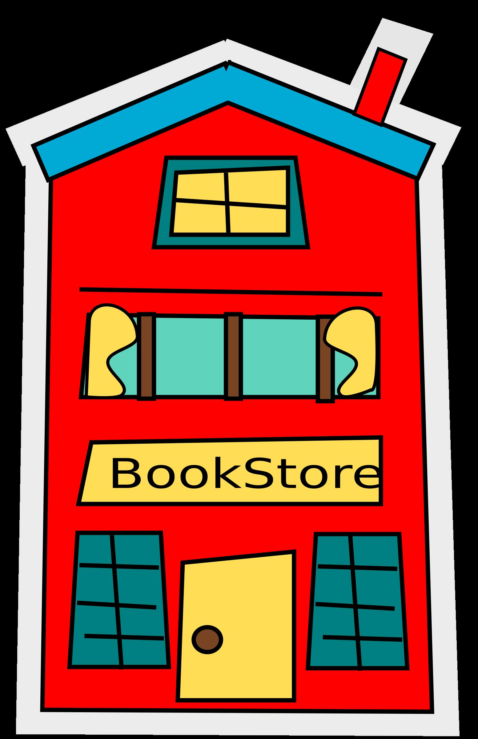 Bulding  clipart cartoon Clipart building bookstore cartoon cartoon