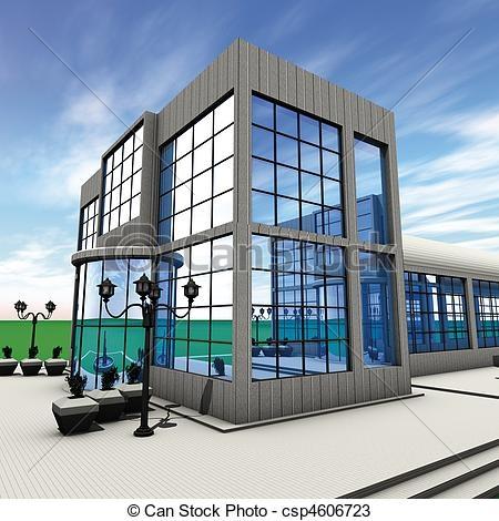 Bulding  clipart company building Business Art Business Clip Download