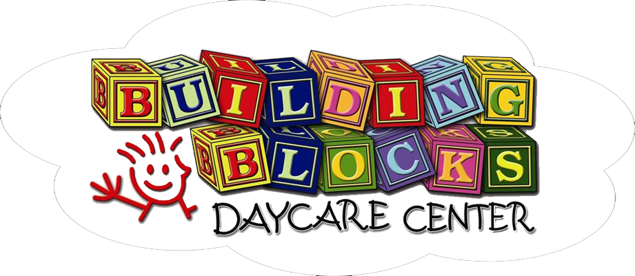 Building clipart day care center Center logo Blocks Daycare Building