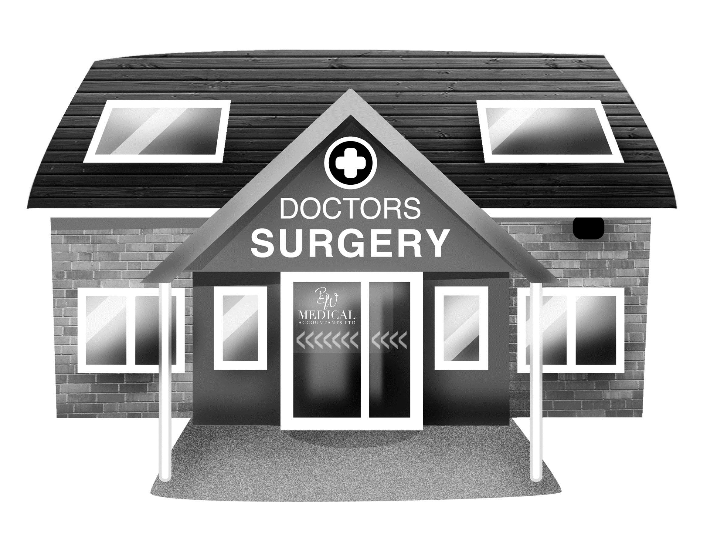 Building clipart doctors surgery True unfunded of unfunded of