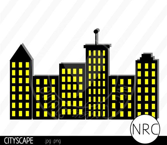 Building clipart gotham city Clipart Clip Download Gotham Clip