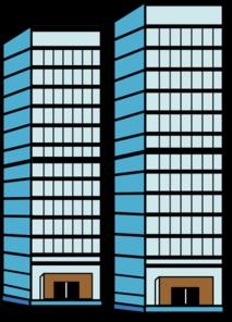 Bulding  clipart high building Clip Tall Clip – Art