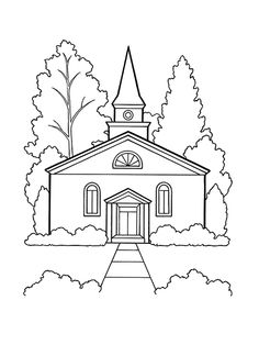 "Building clipart lds church The article faith—""Worship"" of An"