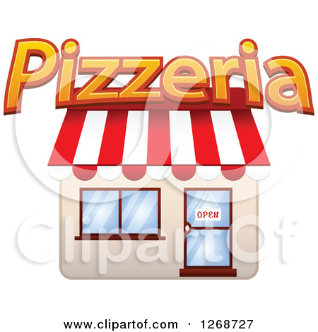 Pizza clipart pizza restaurant Quality Building Clipart Pizza High