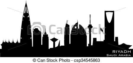 Arabian clipart skyline #1