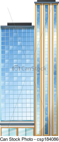 Building clipart tall building Of tall Clipart A building
