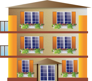 Hosue clipart three story The example next Art is