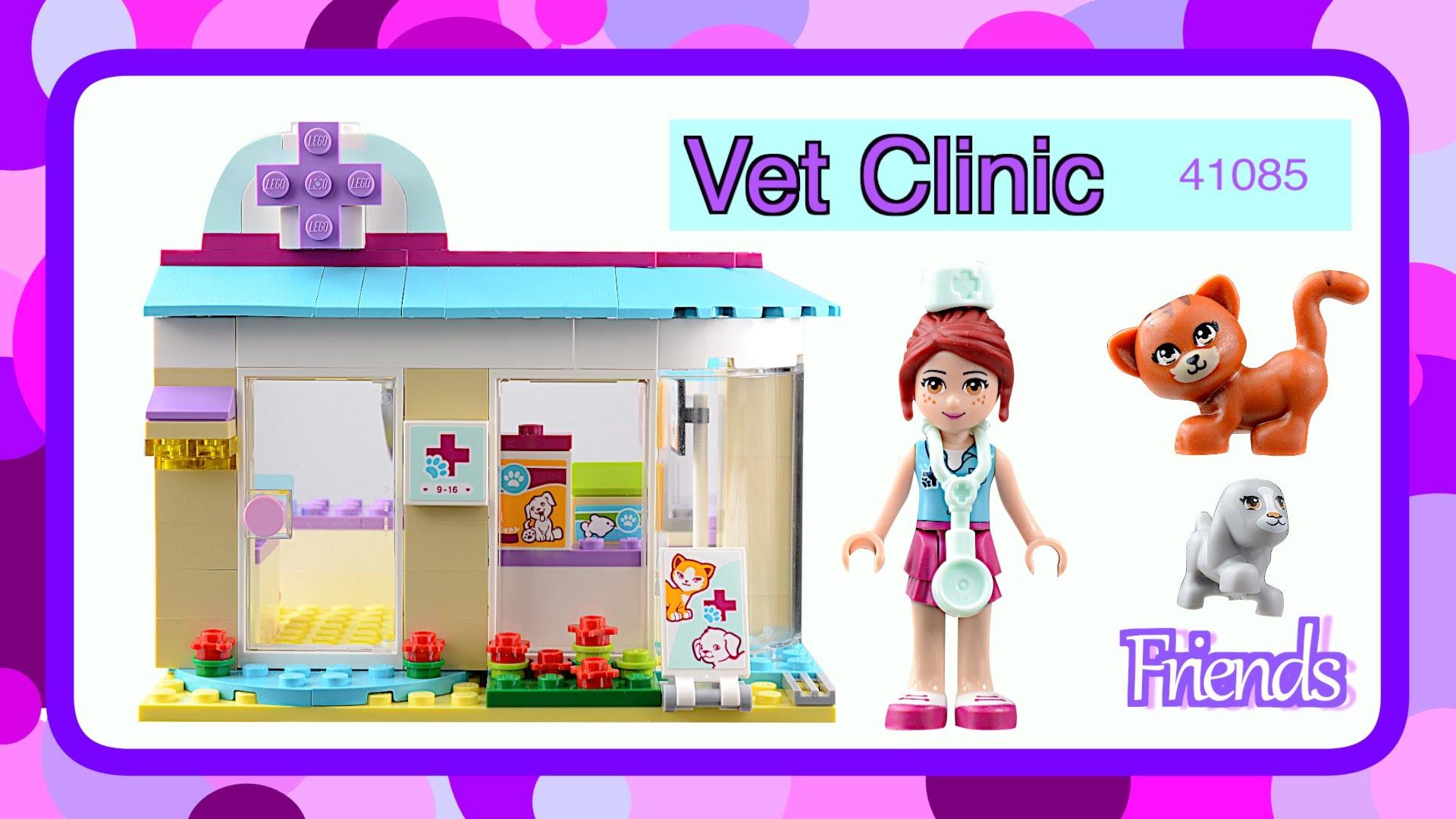 Bulding  clipart vet clinic Build / Lego Vet Lego