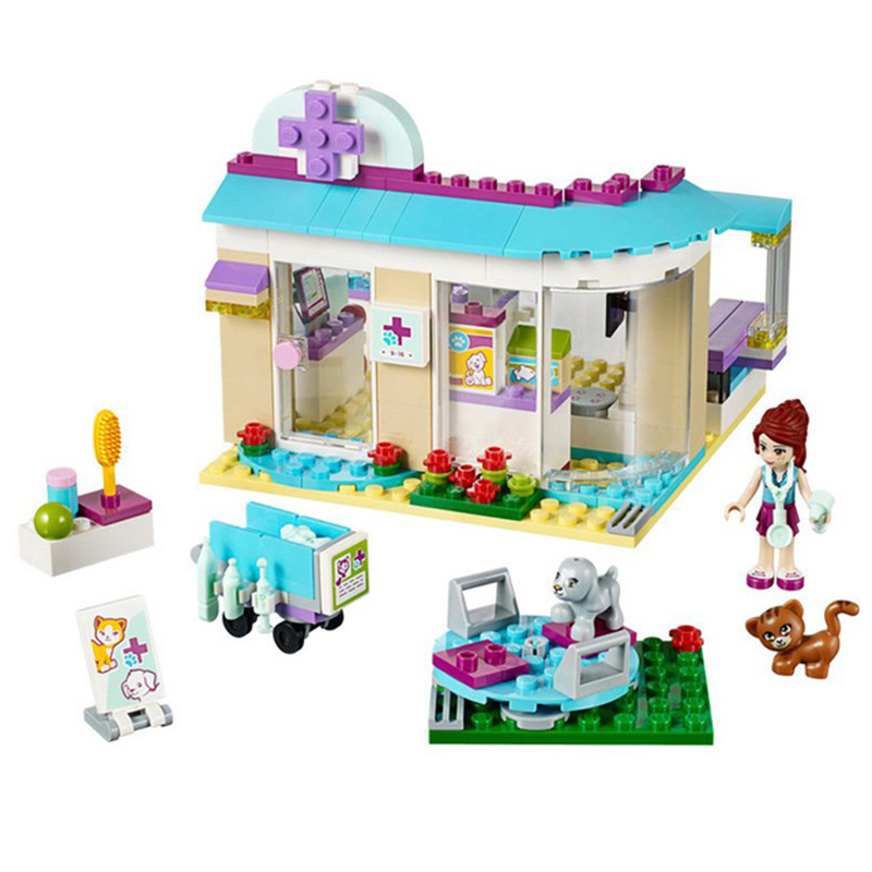 Building clipart vet clinic Toys Promotion Gift on Sets