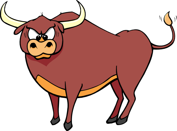 Red Bull clipart taurus Drawings Bull clipart clipart Download