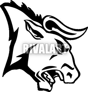 Bull clipart angry bull Clipart Head Bull head Clipart