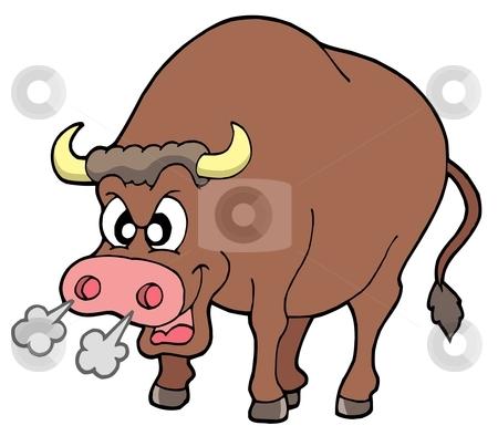 Bull clipart angry bull Angry Bull Clipart