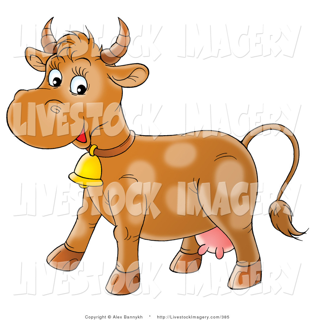 Bull clipart happy A 6 Spots Stock Page