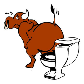Bull clipart poop The How presents… in Step