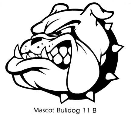 Wrestler clipart boy Bulldog Bulldog clipart Mascot Best