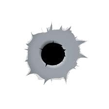 Bullet clipart shot hole Shot PNG shot PNG image