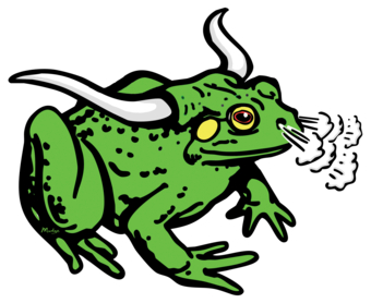 Bullfrog clipart Image Clipart of Download Bullfrog