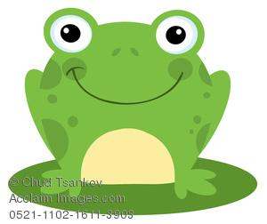 Bullfrog clipart Clipart bullfrog & Images stock