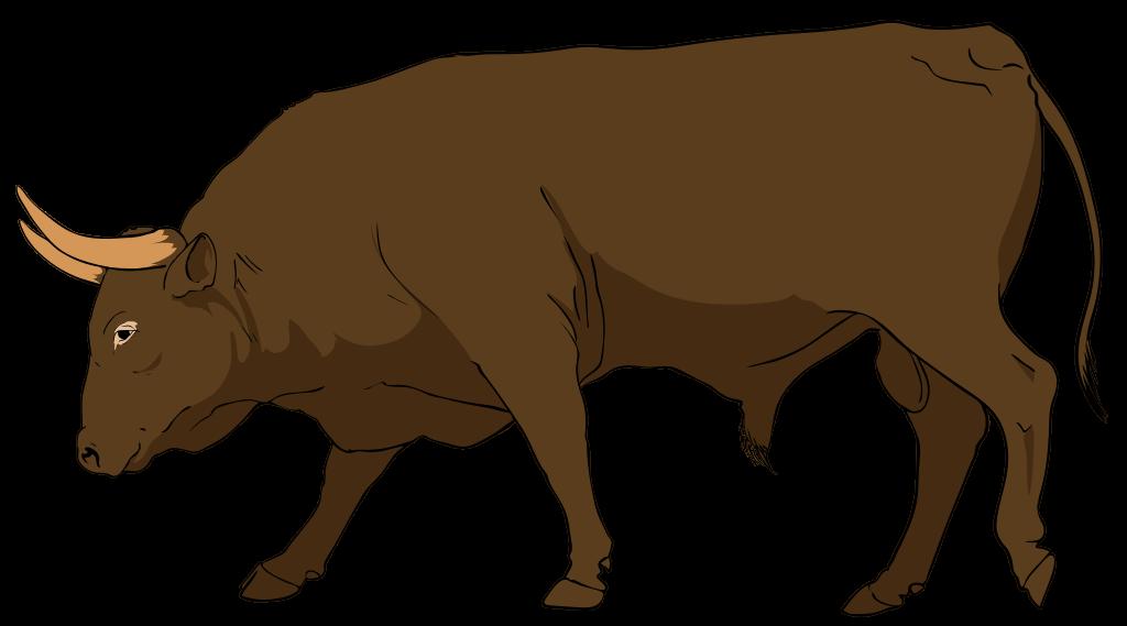Bulls clipart 01 Wikimedia clipart File:Bull Commons