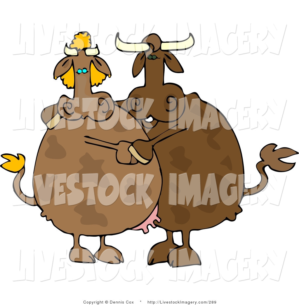 Bull clipart brown cow Livestock Brown Designs Cows Free