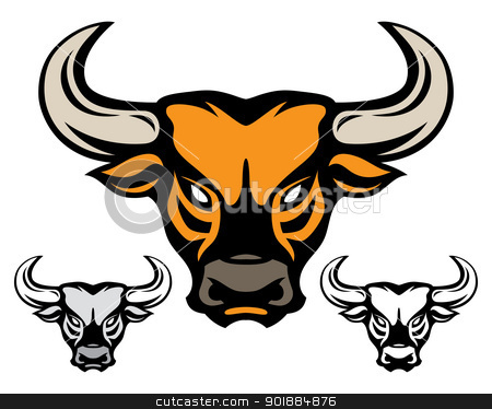 Bull clipart friendly Head Clipart bulls head bulls
