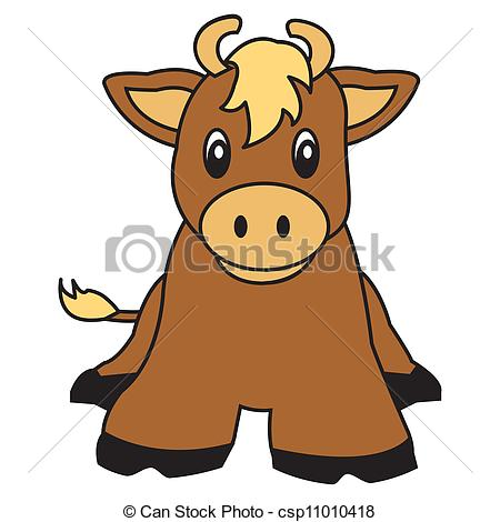 Bull clipart cute Stock clipart Clipart clipart Collection