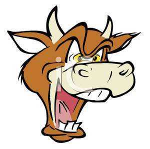 Bull clipart raging bull Bull Royalty Picture Royalty Clipart