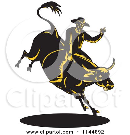 Bull clipart rodeo bull Bull Art clipart Gif Clipart