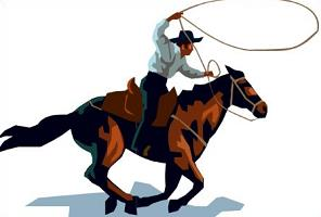 Rope clipart rodeo #4